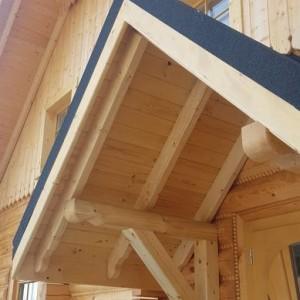 drewniany dom z bali 1