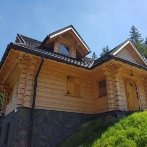 drewniany dom z bali 10
