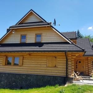 drewniany dom z bali 12