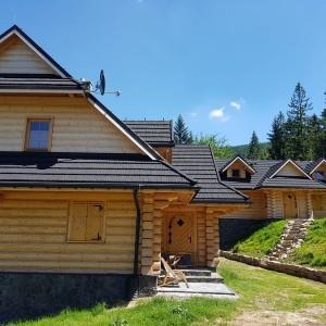 drewniany dom z bali 13