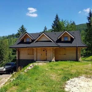 drewniany dom z bali 14
