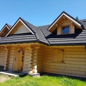 drewniany dom z bali 16
