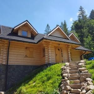 drewniany dom z bali 17