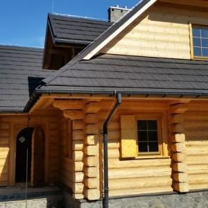 drewniany dom z bali 19