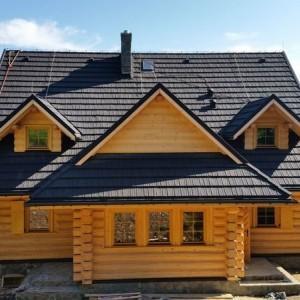 drewniany dom z bali 21