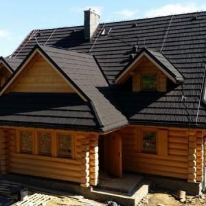 drewniany dom z bali 22