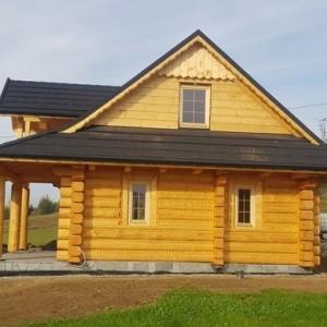 drewniany dom z bali 3