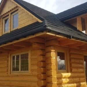 drewniany dom z bali 4
