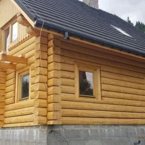 drewniany dom z bali 5