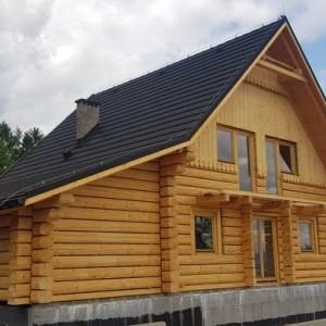 drewniany dom z bali 6